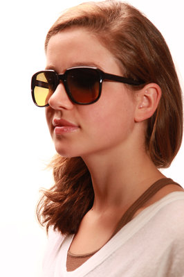 photochromatic lenses Onassis style sunglasses  - 208