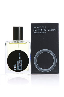 MONOCLE Scent One HYNOKI Eau de Parfum 50 ml natural spray  - 102