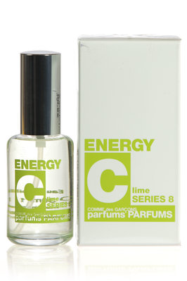 ENERGY C Series 8 - Eau de Toilette - 30 ml natural spray  - 102