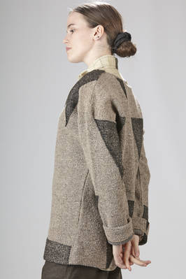 Long and heavy sweater in malfilè wool, cotton, polyamide and acrylic - VIVIENNE WESTWOOD - Red