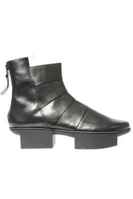 BARONET ankle boot in drummed cowhide leather and traditional Japanese sole  - 51