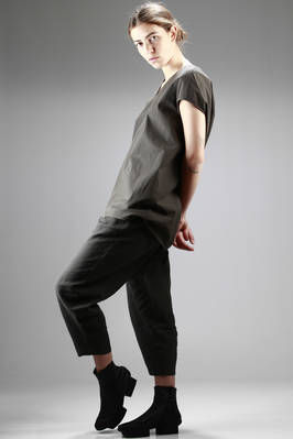 Rick owens long and soft fit t shirt in light cotton for Rick owens milan
