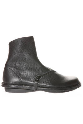 PLUTO boot in soft elk leather and rubber sole  - 51