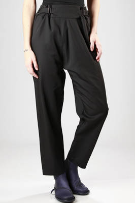 132 5. Issey Miyake – soft trousers in recycled polyester light canvas  - 47
