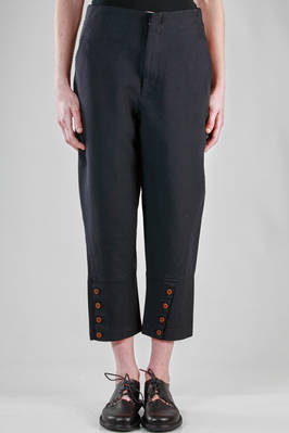 breeches trousers in techno fabric of treated polyester  - 157