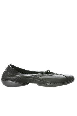 CUTE ballerina shoe in soft mouflon leather and two rubber shells sole  - 51