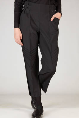 132 5. Issey Miyake – slim fit trousers with origami algorithmic development in recycled polyester canvas  - 47