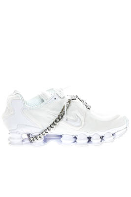 limited edition Nike Shox Comme des Garçons sneakers  - 48