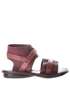 ROM sandal in soft moufflon leather  - 51