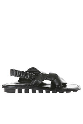EMBRACE sandals in very soft cowhide leather  - 51