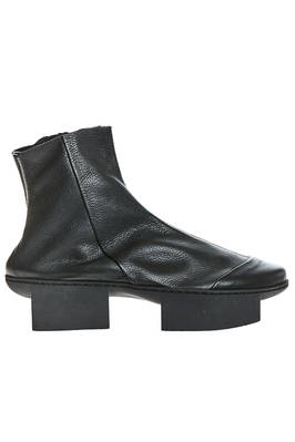 NOON boot in soft calf leather and traditional 'Japanese' rubber sole  - 51