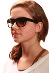 photochromatic lenses female sixty years sunglasse  -