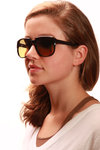 photochromatic lenses Onassis style sunglasses  -