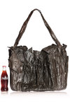 dark brown sculpture artbag - SAMSARA