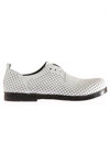 classic perforated shoe  -