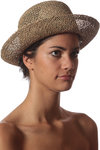 seagrass medium brimmed hat  -