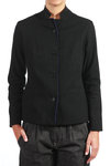 contrast tone piping jacket  -