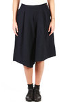 mid-length skirt pant  -