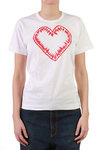 'heart and nature' t-shirt  -