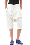 washed cotton drill short sahrouel  -