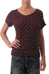 polka dot design top  -