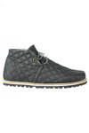 desert boots in quilted nylon  - 247