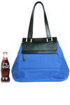 folded tote bag  -