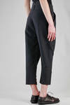 breeches trousers in techno fabric of treated polyester - COMME des GARÇONS - COMME des GARÇONS