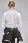 classic man shirt made of 3 layers of different nylon and polyester tulle - COMME DES GARÇONS