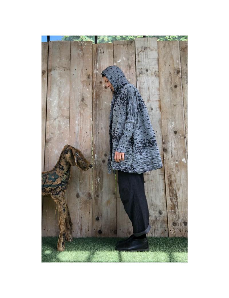 Shu Moriyama coat
